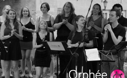 Orphée Social Singing 1
